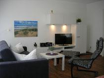 Komfortabler Wohnbereich für den entspannenden Urlaub