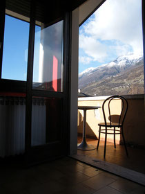 balcone con vista - panoramic terrace