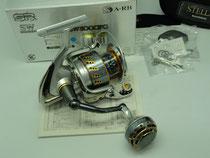 Shimano Stella SW 5000PG w/ 40mm Knob Type II