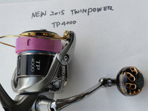 Shimano Twinpower TP4000 w/ 30mm Knob