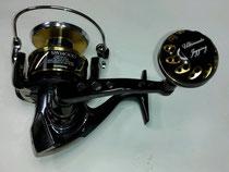 Shimano Stella SW 14000 w/ PA001-S w/ 45mm Knob