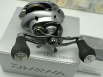 Daiwa Lexa 100HS Reel w/ Votex 23mm Knob_4