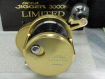 Shimano Ocea Jigger Limited 3000 HG RH Reel