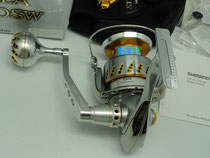 Reels after Installation of  Power Arm PA001-S w/ 45mm Reel Knob