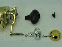 Click to enlarge - 40mm Reel Knob Upgrade Step 5
