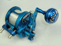 Click to enlarge - Reel Knob Upgrade Completed