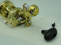 Click to enlarge - 40mm Reel Knob Upgrade Step 8