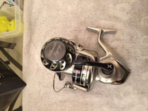 Click to enlarge - Shimano Saragosa SW6000 w/ 40mm Reel Knob
