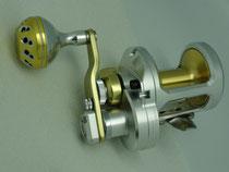 Click to enlarge - Shimano Talica 10 II w/ 40mm Reel Knob