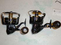 Shimano Stella SW 30000 & SW 20000 w/ PA001-S w/ 45mm Knob