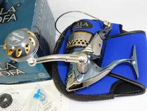 Shimano Stella 6000FA w/ 40mm Knob
