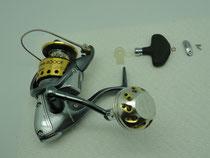Click to enlarge - Shimano Saragosa 4000 F w/ 40mm Reel Knob