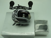 Daiwa Lexa 100HS Reel w/ Votex 23mm Knob_5