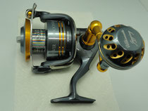 Shimano SW 12000 HG with 45mm Type II Knob