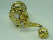 Click to enlarge - Shimano Calcutta TE 700 w/ 40mm Reel Knob
