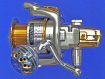 Shimano Sustain 4000FD w/ 40mm Knob