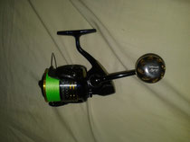 Shimano Twinpower 4000SFA w/ 30mm Knob