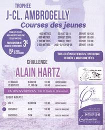 Infos Courses Pedestres 2017 - JC.Ambrogelly-A.Hartz-Sport Adapté