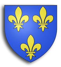 blason de Ile de France