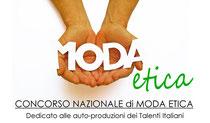 PARTECIPA! CONCORSO NAZIONALE DI MODA ETICA: iscrizioni aperte!
