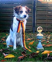 Bundesjugendsiegerin 2004