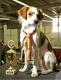 Bundessiegerin 2005