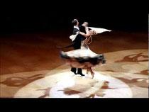アルナス&カチューシャ 2011年インター オナーダンス。