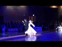 優勝者が踊るHonorDance