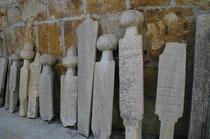Islamische Grabsteine
