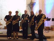 Auftritt St. Markus Schwäbisch Hall am 28.09.2014