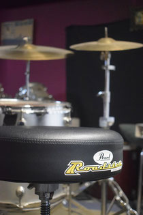 Pearl Roadster Drumthrone