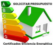 Presupuesto Certificados Energéticos