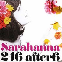 2nd album「246after6」1,800yen(tax in)
