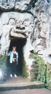 Goa Gajah - eine Tempelanlage
