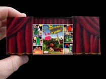 Spectacle pour enfants - Quel cirque, ce jardin ! - LES GUIGNOLOS