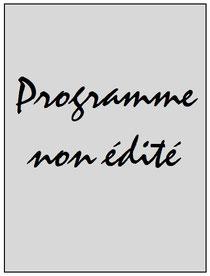 Programme  Sochaux-PSG  2017-18