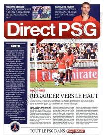 2010-10-03  PSG-Nice (8ème L1, Direct PSG N°3)