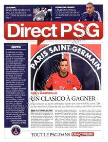 2010-11-07  PSG-Marseille (12ème L1, Direct PSG N°5)