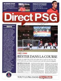 2011-02-12  PSG-Lens (23ème L1, Direct PSG N°10)
