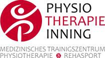 Das Logo der Physiotherapie Inning am Ammersee