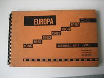 Automobildata 1960-65 Foto 130