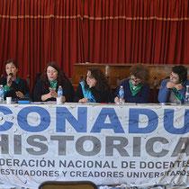 """""""FORO EN DEFENSA DE LA UNIVERSIDAD PÚBLICA"""" - CÓRDOBA (12-06-18)"""