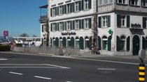 Bahnhof Apotheke, Parkhaus See, Rapperswil