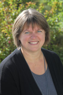 Bibliothekarin Katja Henkel