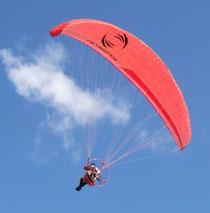Geschafft: In der Luft!