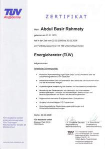 TÜV-Energieberater
