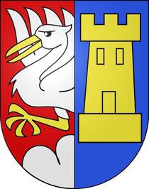 Wappen der Gemeinde Gsteig