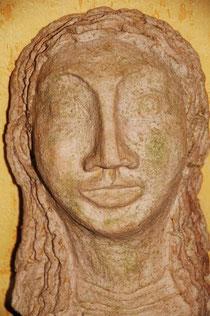 Masque de Koré, D.Petit