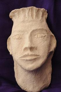 Masque reine Egyptienne, D.Petit