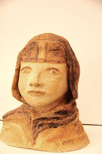 Enfant au bonnet, D.Petit
